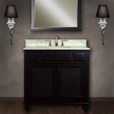 Carlson 36 Single Bathroom Vanity Set