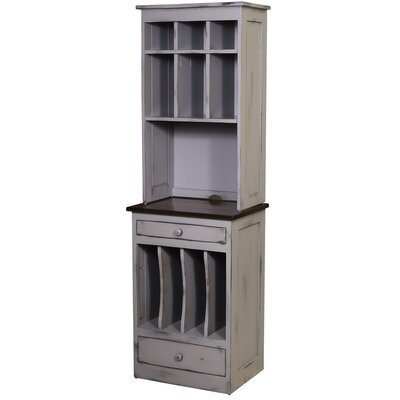 Lily Organizer 2 Drawer Standard China Cabinet