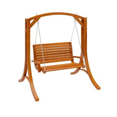 Wood Canyon Porch Swing