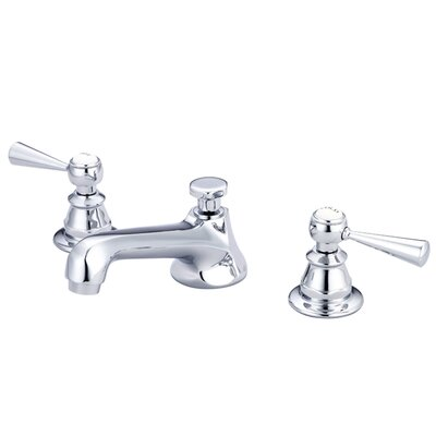 Carlson Lavatory Faucet With Pop-Up Drain Finish: Triple Plated Chrome
