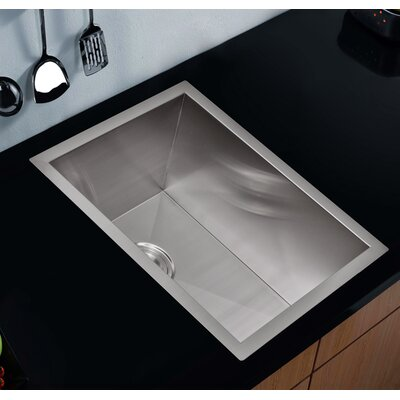 Brier Single Bowl Bar Sink