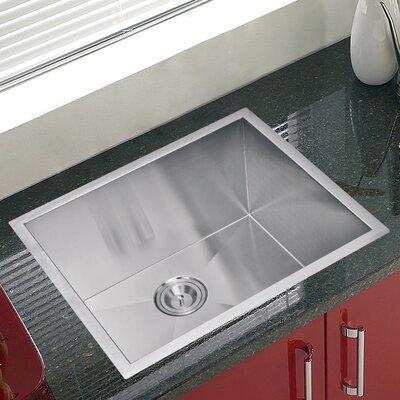 Brier Single Bowl Kitchen Sink