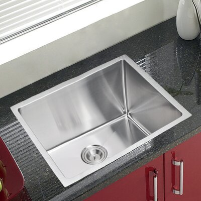 Brier Single Bowl Kitchen Sink