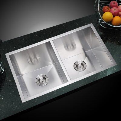 Brier Double Bowl Kitchen Sink