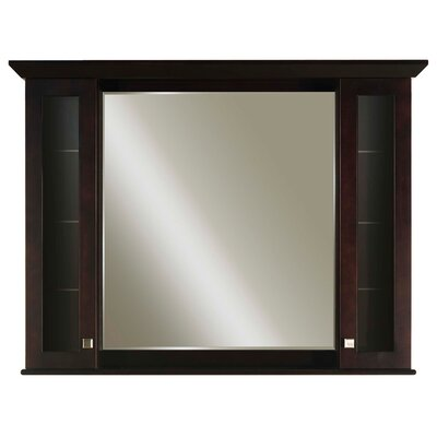 Ashmore 51.88 x 38.69 Surface Mount Medicine Cabinet
