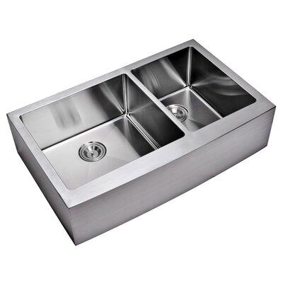 Arlon Double Bowl Kitchen Sink
