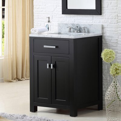 Raven 24 Free-Standing Single Bathroom Vanity Set