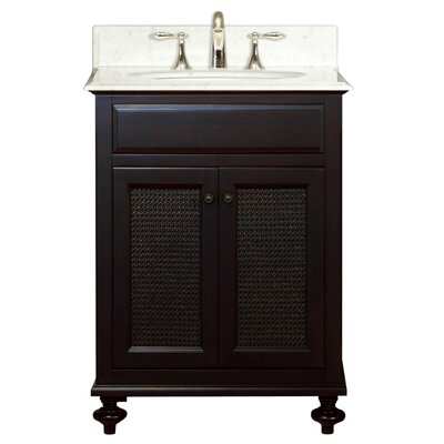 Carlson 24 Single Bathroom Vanity Set