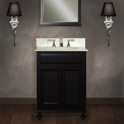 Carlson 24 Single Bathroom Vanity Set