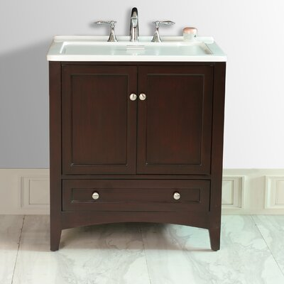 Savoy 31 Single Bathroom Vanity Set