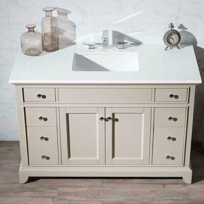 Dyer 49 Single Bathroom Vanity Set
