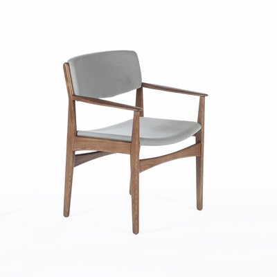 Honefoss Armchair Upholstery: Gray