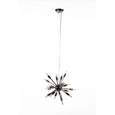 Almada 24-Light Sputnik Chandelier