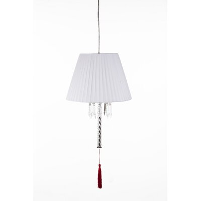 Crystallis 1-Light Mini Pendant
