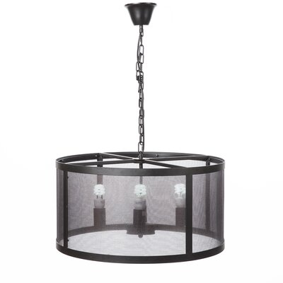 Otta 4-Light Drum Chandelier