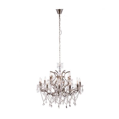 Lillian 18-Light Crystal Chandelier
