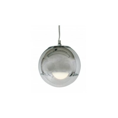 Orb 1-Light Mini Pendant Size: 5 H x 9.88 W x 9.88 D