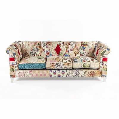 Boho Chesterfield Sofa
