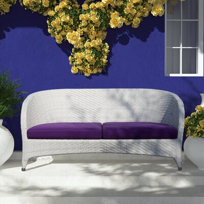 Danica Outdoor 2 Seat Loveseat