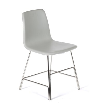 The Ekero Genuine Leather Upholstered Dining Chair