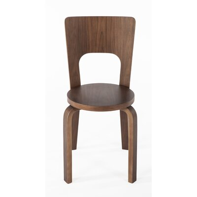 The Canute Solid Wood Dining Chair