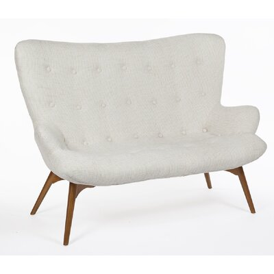 The Luxe Teddy Loveseat