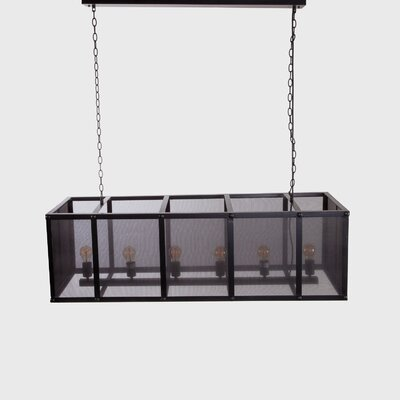 Eller 6-Light Kitchen Island Pendant