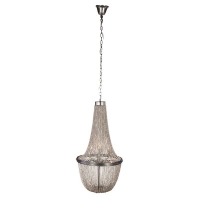 Emer 6-Light Empire Chandelier