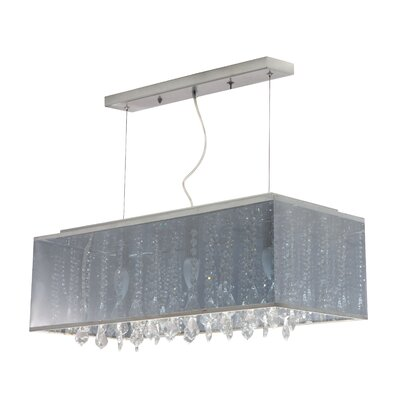 Blast 3-Light Kitchen Island Pendant