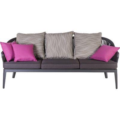 Dante Deep Seating Sofa with Cushion