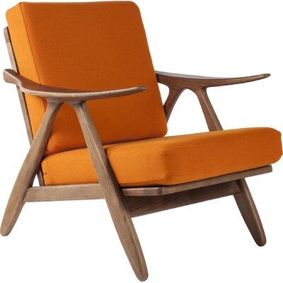 Hattem Armchair Upholstery: Orange
