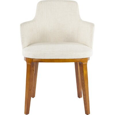 Bilbao Barrel Chair Upholstery: Beige