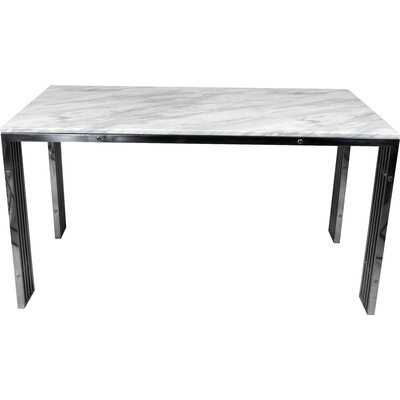 Carrera Marble Dining Table