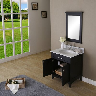 Paton 30 Single Bathroom Vanity Set