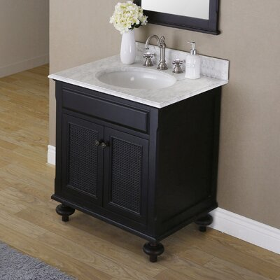 Carlson 30 Single Bathroom Vanity Set