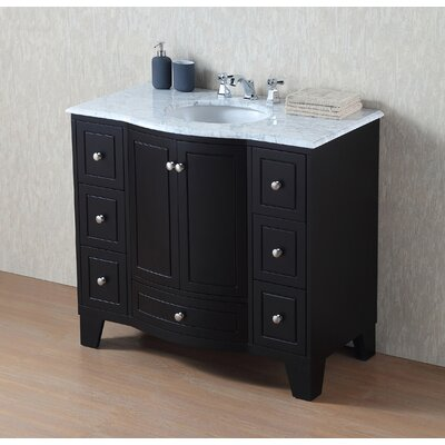 Lindenwood 40 Single Bathroom Vanity Set