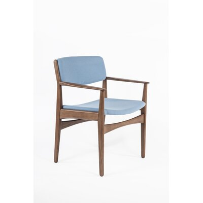 Honefoss Armchair Upholstery: Light Blue
