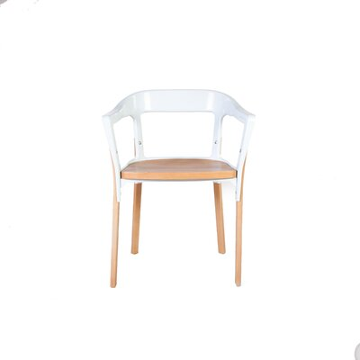 Villalta Bach Solid Wood Dining Chair
