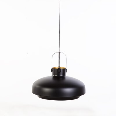 Wachter 1-Light Inverted Pendant