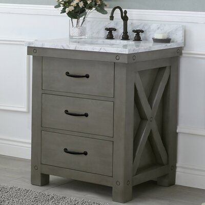 Cleora 30 Single Bathroom Vanity Set
