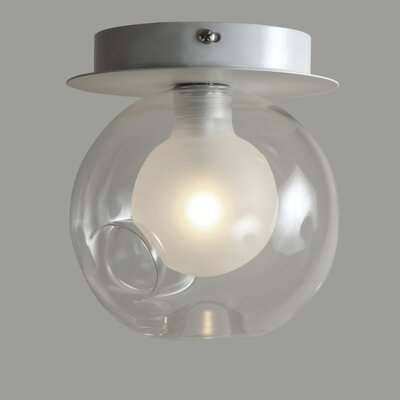 Artemis 1-Light Flush Mount