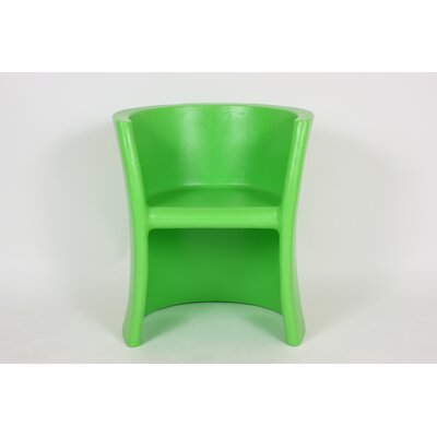 Albert Armchair Color: Green