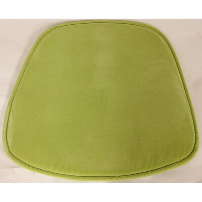 Dining Chair Cushion Color: Green