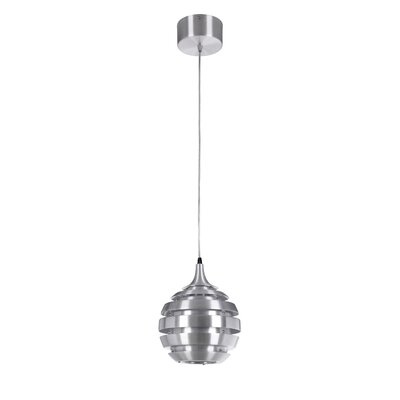 Viborg 1-Light Globe Pendant