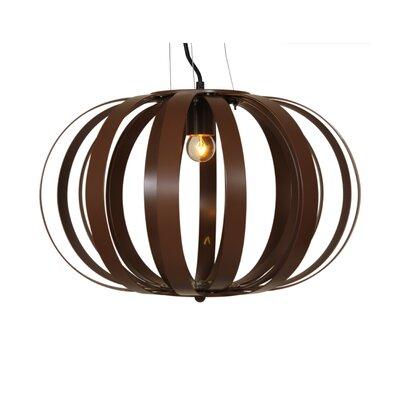 Birds Nest 1-Light Globe Pendant
