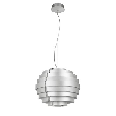 The Gentofte 3-Light Globe Pendant