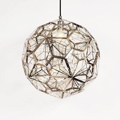 Scottsmoor 1-Light Globe Pendant