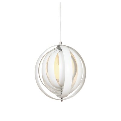 Ida 1-Light Globe Pendant