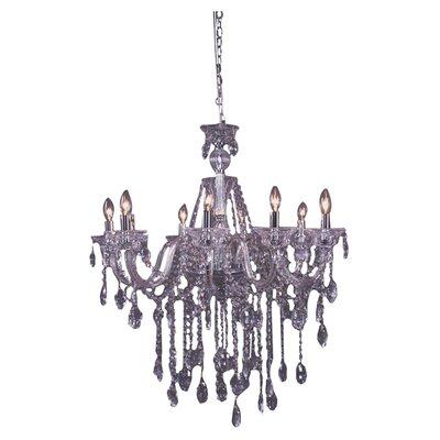 Octopussy 10-Light Crystal Chandelier