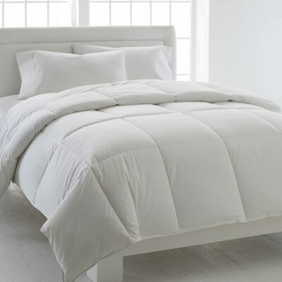All Season Down Comforter Size: Full/Queen